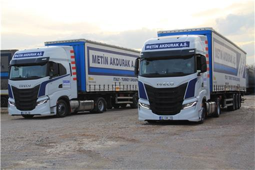 New Iveco S-Way Trucks Arrived!